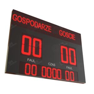Tablice wyników sportowych LED